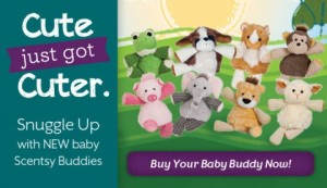 Scentsy Baby Buddies